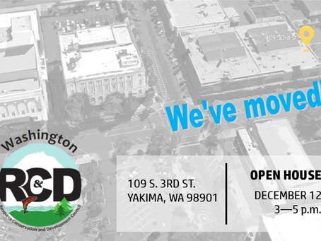 WA RC&D Open House Dec 12
