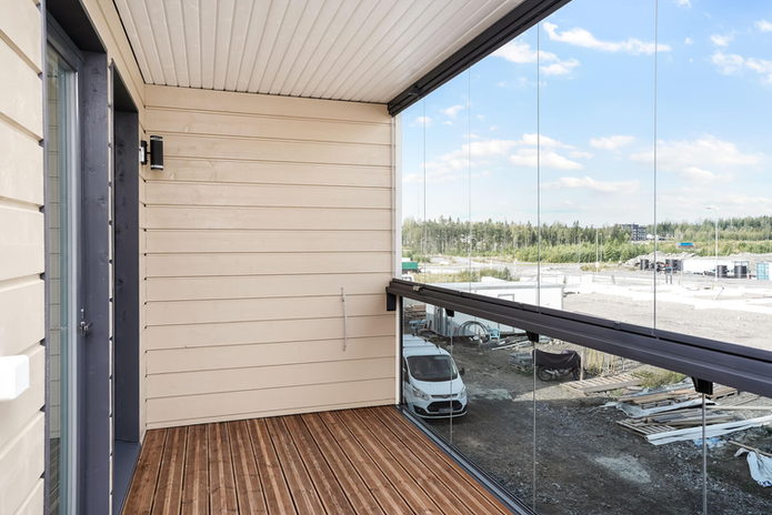 Asunto Oy Tampereen Aurinkolaakso