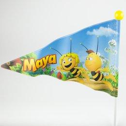 STUDIO 100 Maya de Bij Vlag