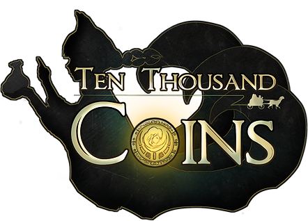 Ten Thousand Coins Title v0.8.3 - Design
