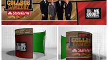 ESPN College Gameday | Green Screen Booth Design