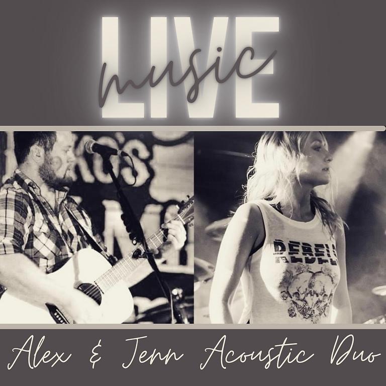 Alex & Jenn Acoustic Duo
