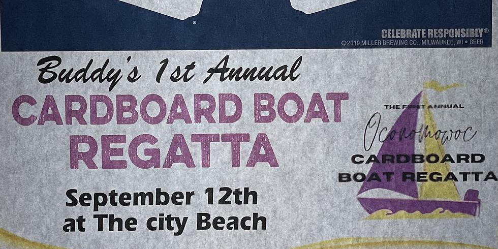 Downtown Oconomowoc's First Annual Cardboard Regatta