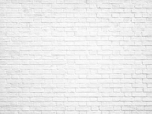fond de scene briques blanches