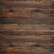 mur en bois foncé