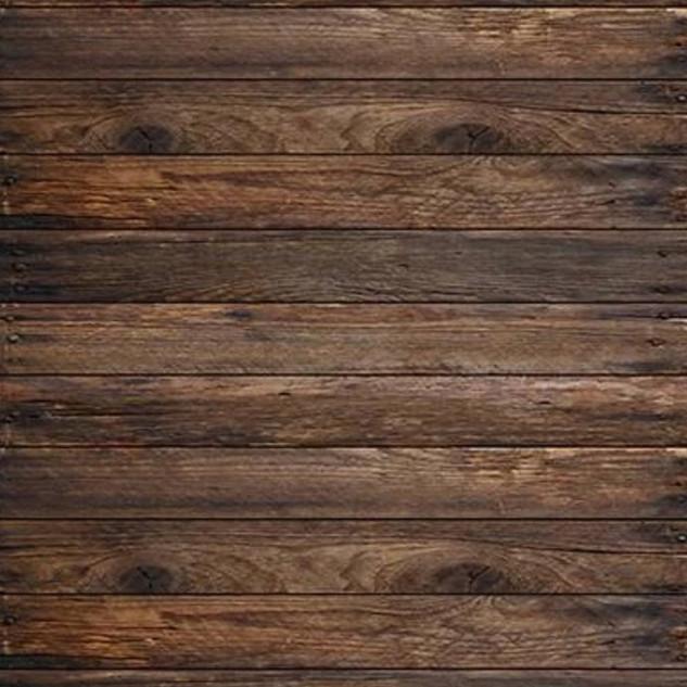 fond de scène mur en bois foncé
