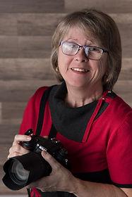portrait de Linda Martel photographe