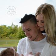 nouveaux parents avec nouveau-né
