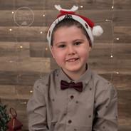 garçon de 5 ans décor Noël
