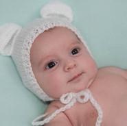photo d'un bébé de deux mois