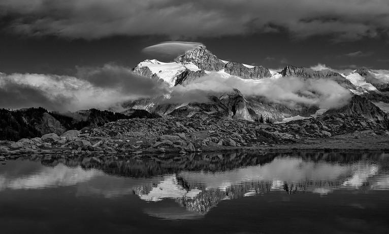 Mt. Shuksan, Tarn