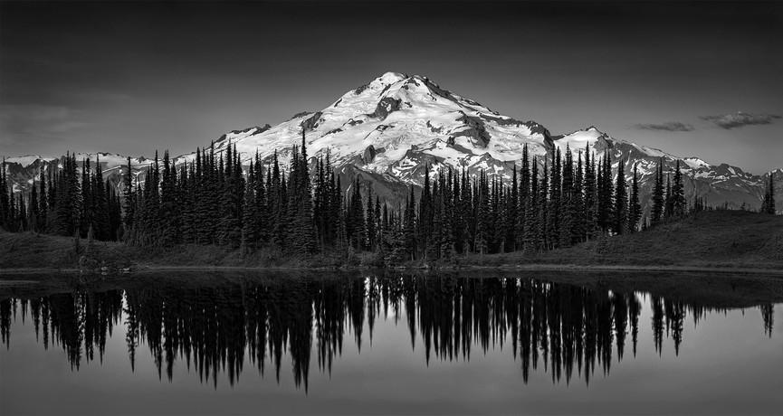 Image Lake, Dawn