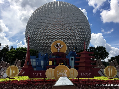 Tips and Tricks for Getting the Most Out of Epcot Food and Wine Festival