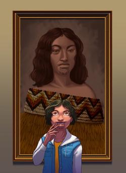 """""""Maori: Ancestry"""""""