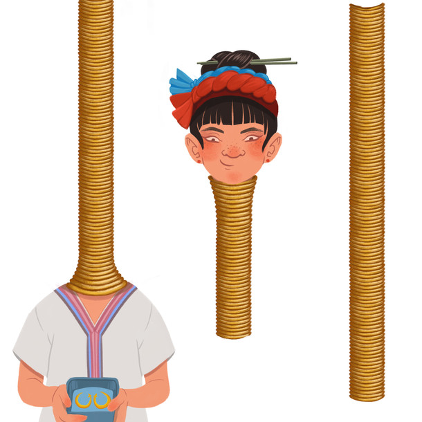 Kayan Neck Rings