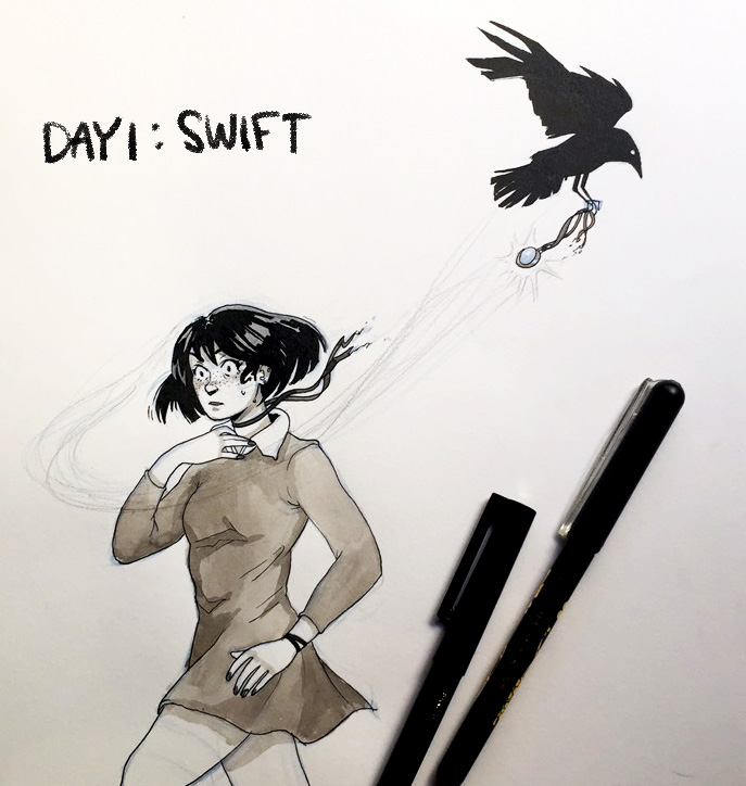 """Swift"""