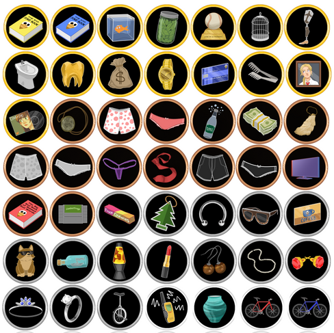 60 Loot Icons