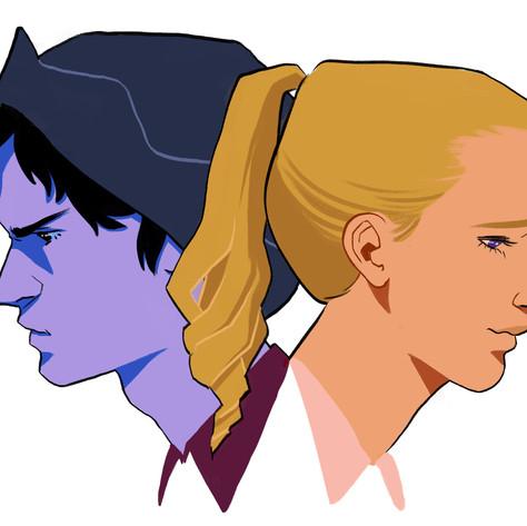 Riverdale fanart illustration