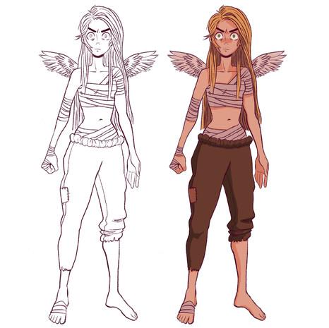 Seraphim Sadie