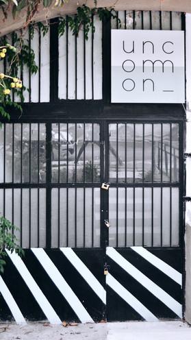 Entrance Uncommon