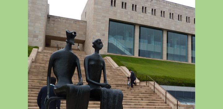 Museo de Bellas Artes MOA, Atami - Japón