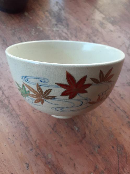 Chawan japonés para té (otoño)