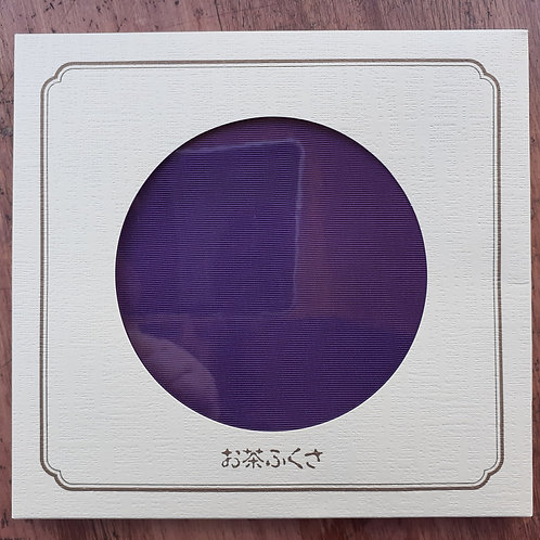Fukusa japonesa, pañuelo para ceremonia de té