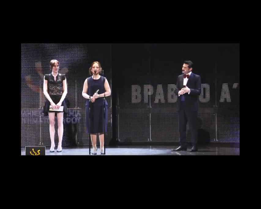 Best Actress Award 2015