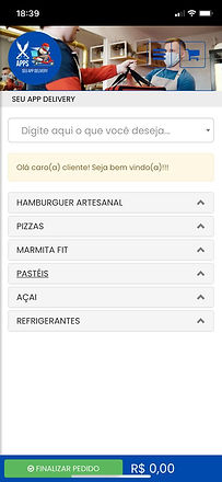 interface x apps web delivery