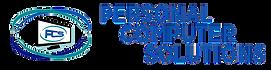 Personal Computer Solutions - Logo Trans