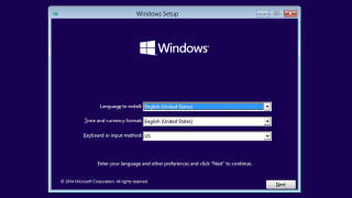 Windows OS Installation