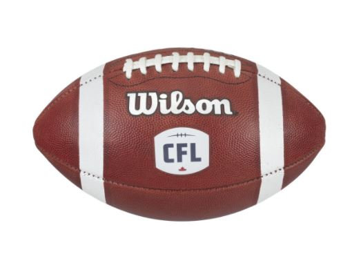Wilson Official CFL Game Football