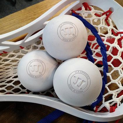 Warrior Lacrosse Ball