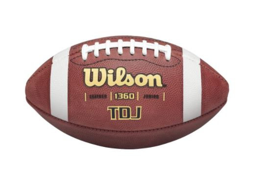 Wilson Football Leather TDJ