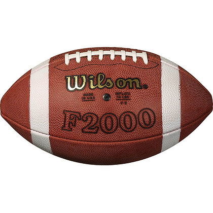 Wilson F2000 Leather Football