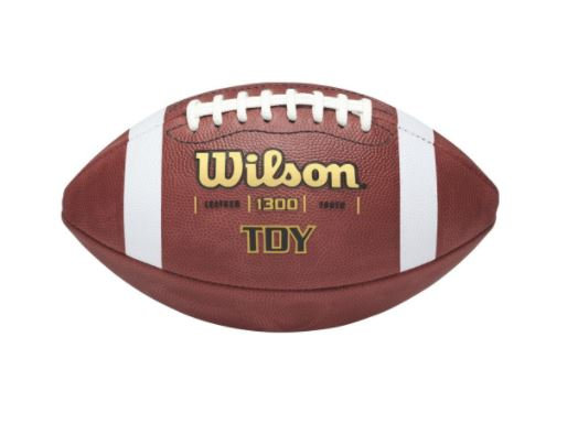 Wilson Football Leather TDY
