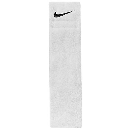 Nike Swoosh Football Towel
