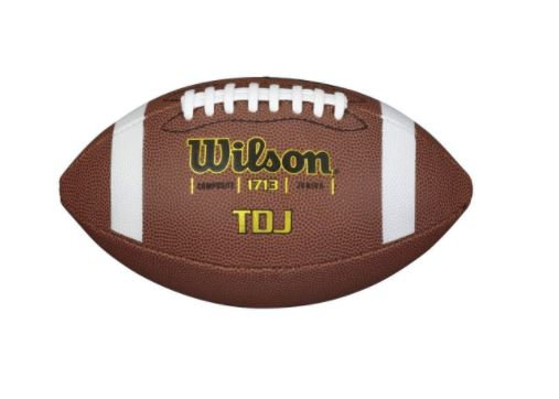 Wilson Football Composite Leather TDJ
