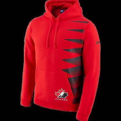 Hoodie Team Canada 2017