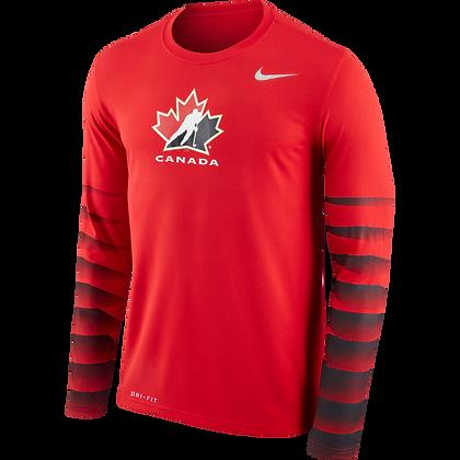 Team Canada Tee Long 2017