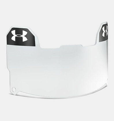 Under Armour Football Visor (Clear)