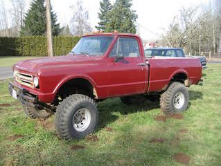 Help find stolen truck