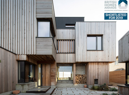 THE SUTTONS, SHORTLISTED FOR THE SUNDAY TIMES BRITISH HOMES AWARDS