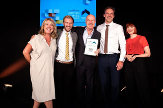 RX Architects win The Sunday Times small house of the year award 2019