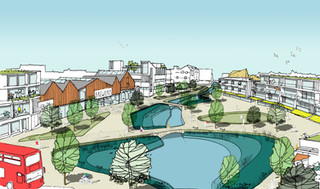 RX Dover scheme features in lastest edition of Riba Journal