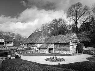 Medieval Barn at Nyetimber granted planning permision