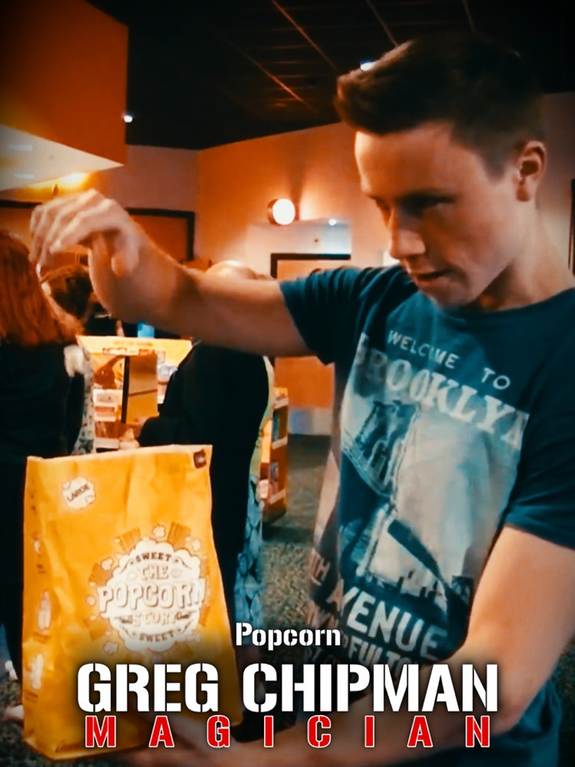 3. Popcorn