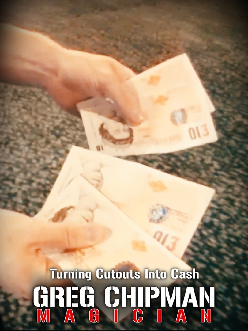 7. Cutouts Into Cash