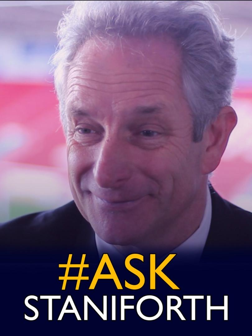 #AskStaniforth