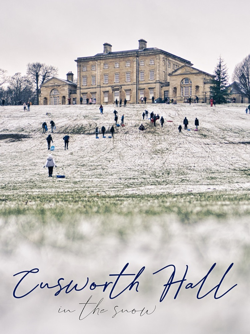 Cusworth Hall in the Snow | Doncaster | Cinematic Montage
